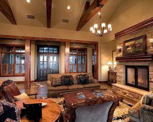 Фото Интерьер деревенского дома - 22052017 - пример - 084 Interior of a country house