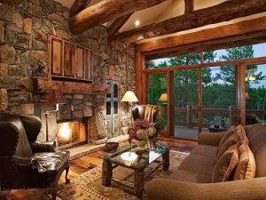 Фото Интерьер деревенского дома - 22052017 - пример - 094 Interior of a country house