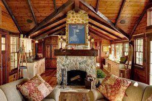 Фото Интерьер деревенского дома - 22052017 - пример - 109 Interior of a country house