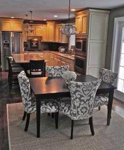 Фото Интерьер кухни-столовой - 22052017 - пример - 003 Kitchen-dining room interior