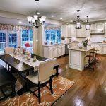Фото Интерьер кухни-столовой - 22052017 - пример - 008 Kitchen-dining room interior