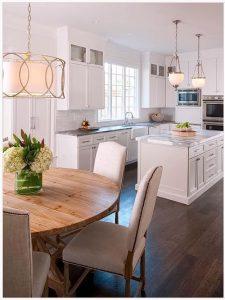 Фото Интерьер кухни-столовой - 22052017 - пример - 009 Kitchen-dining room interior