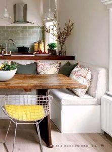 Фото Интерьер кухни-столовой - 22052017 - пример - 010 Kitchen-dining room interior