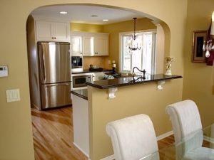 Фото Интерьер кухни-столовой - 22052017 - пример - 012 Kitchen-dining room interior