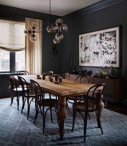 Фото Интерьер кухни-столовой - 22052017 - пример - 023 Kitchen-dining room interior