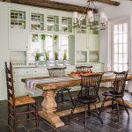 Фото Интерьер кухни-столовой - 22052017 - пример - 025 Kitchen-dining room interior 1224
