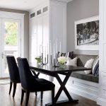 Фото Интерьер кухни-столовой - 22052017 - пример - 032 Kitchen-dining room interior