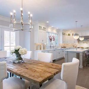 Фото Интерьер кухни-столовой - 22052017 - пример - 033 Kitchen-dining room interior