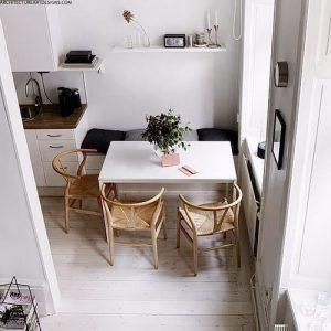Фото Интерьер кухни-столовой - 22052017 - пример - 037 Kitchen-dining room interior