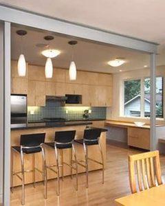 Фото Интерьер кухни-столовой - 22052017 - пример - 039 Kitchen-dining room interior
