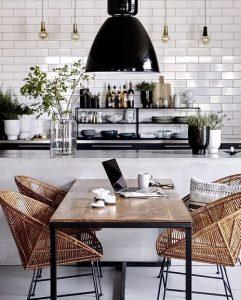 Фото Интерьер кухни-столовой - 22052017 - пример - 040 Kitchen-dining room interior