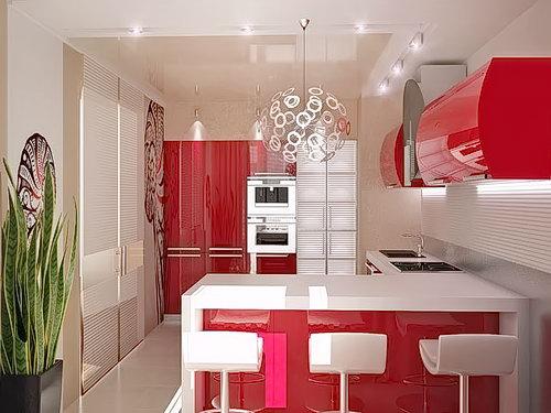 Фото Интерьер кухни-столовой - 22052017 - пример - 044 Kitchen-dining room interior