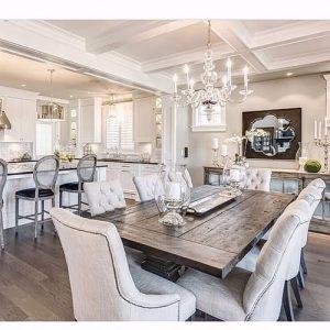 Фото Интерьер кухни-столовой - 22052017 - пример - 045 Kitchen-dining room interior