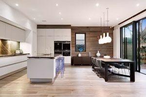 Фото Интерьер кухни-столовой - 22052017 - пример - 047 Kitchen-dining room interior