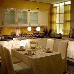 Фото Интерьер кухни-столовой - 22052017 - пример - 050 Kitchen-dining room interior
