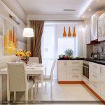 Фото Интерьер кухни-столовой - 22052017 - пример - 052 Kitchen-dining room interior