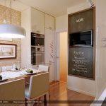 Фото Интерьер кухни-столовой - 22052017 - пример - 054 Kitchen-dining room interior