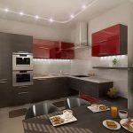 Фото Интерьер кухни-столовой - 22052017 - пример - 055 Kitchen-dining room interior