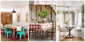 Фото Интерьер кухни-столовой - 22052017 - пример - 057 Kitchen-dining room interior