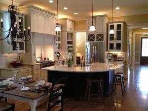 Фото Интерьер кухни-столовой - 22052017 - пример - 058 Kitchen-dining room interior