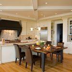 Фото Интерьер кухни-столовой - 22052017 - пример - 063 Kitchen-dining room interior