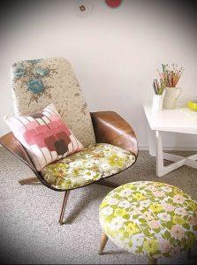 Фото Использование ткани в интерьере - 29052017 - пример - 039 fabric in the interior