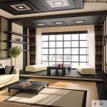 Фото Японский дизайн интерьера - пример - 27052017 - пример - 003 Japanese interior