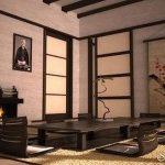 Фото Японский дизайн интерьера - пример - 27052017 - пример - 042 Japanese interior