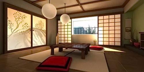 Фото Японский дизайн интерьера - пример - 27052017 - пример - 080 Japanese interior