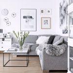 фото примеры скандинавского интерьера - вариант № 004
