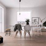 фото примеры скандинавского интерьера - вариант № 022