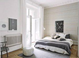 фото примеры скандинавского интерьера - вариант № 053