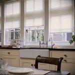 Фото Жалюзи в интерьере кухни - 04062017 - пример - 007 Blinds in the interior of the kitch