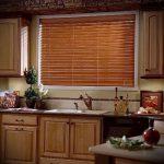 Фото Жалюзи в интерьере кухни - 04062017 - пример - 020 Blinds in the interior of the kitch