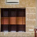 Фото Жалюзи в интерьере кухни - 04062017 - пример - 028 Blinds in the interior of the kitch