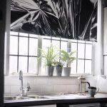 Фото Жалюзи в интерьере кухни - 04062017 - пример - 070 Blinds in the interior of the kitch