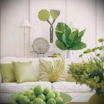 Фото Зелёный акцент в интерьере - 02062017 - пример - 015 Green accent in the interior