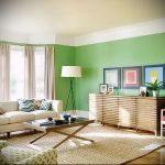 Фото Зелёный акцент в интерьере - 02062017 - пример - 019 Green accent in the interior