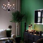 Фото Зелёный акцент в интерьере - 02062017 - пример - 021 Green accent in the interior