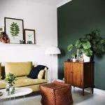 Фото Зелёный акцент в интерьере - 02062017 - пример - 023 Green accent in the interior