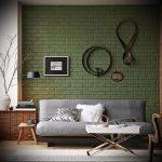Фото Зелёный акцент в интерьере - 02062017 - пример - 038 Green accent in the interior