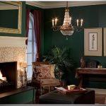 Фото Зелёный акцент в интерьере - 02062017 - пример - 039 Green accent in the interior