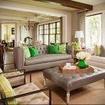 Фото Зелёный акцент в интерьере - 02062017 - пример - 040 Green accent in the interior