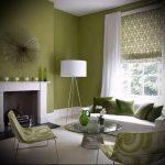 Фото Зелёный акцент в интерьере - 02062017 - пример - 043 Green accent in the interior