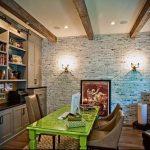 Фото Зелёный акцент в интерьере - 02062017 - пример - 059 Green accent in the interior