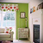 Фото Зелёный акцент в интерьере - 02062017 - пример - 061 Green accent in the interior