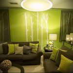 Фото Зелёный акцент в интерьере - 02062017 - пример - 065 Green accent in the interior