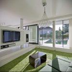 Фото Зелёный акцент в интерьере - 02062017 - пример - 073 Green accent in the interior