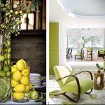 Фото Зелёный акцент в интерьере - 02062017 - пример - 077 Green accent in the interior