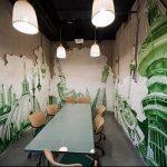 Фото Зелёный акцент в интерьере - 02062017 - пример - 085 Green accent in the interior